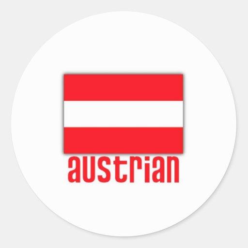 Austrian Stickers