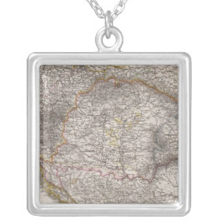Austro-Hungarian Monarchy Silver Plated Necklace