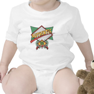 Authentic 55th Birthday Gifts Baby Bodysuits