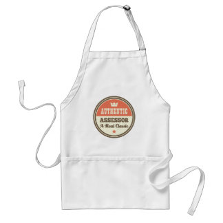 Authentic Assessor A Real Classic Aprons