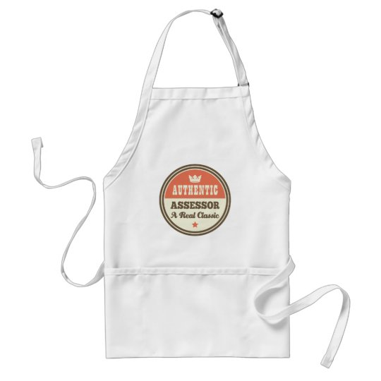 Authentic Assessor A Real Classic Standard Apron
