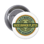 Authentic Backgammon Player Pins