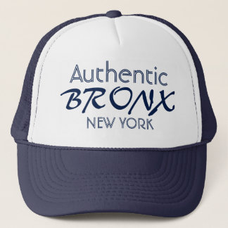 Authentic Bronx New York Trucker's Hat