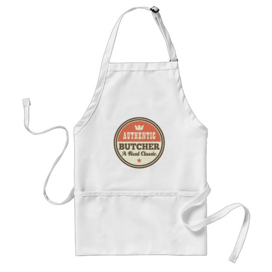 Authentic Butcher A Real Classic Standard Apron