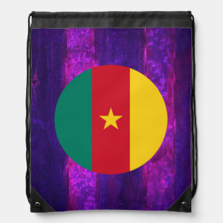 Authentic Cameroonian Flag Rucksack