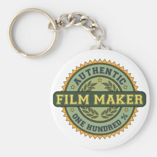 Authentic Film Maker Key Ring