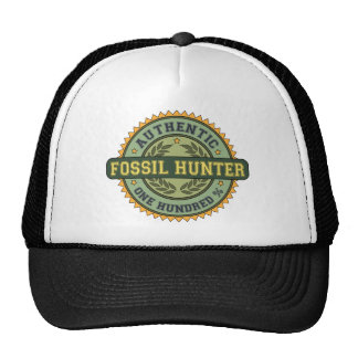 Authentic Fossil Hunter Cap