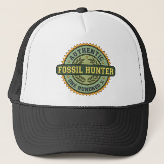 Authentic Fossil Hunter Trucker Hat
