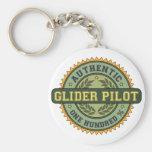 Authentic Glider Pilot Key Chains