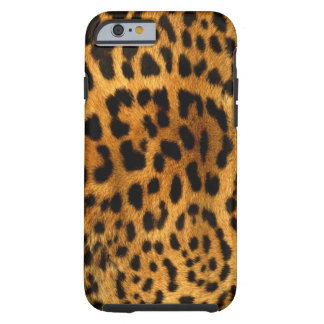 Authentic Leopard Fur Texture iPhone 6 case