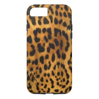 Authentic Leopard Fur Texture iPhone 7 case