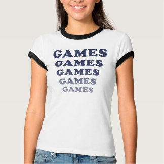 Authentic Looking Adventureland Games T-Shirt