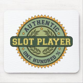 Authentic Slot Player Mouse Mat