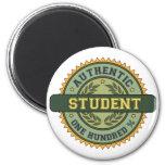 Authentic Student Fridge Magnets