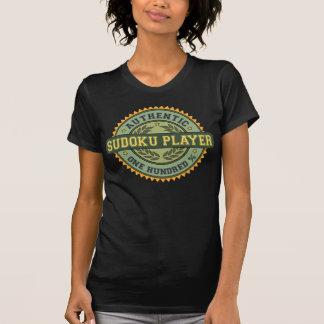 Authentic Sudoku Player T-Shirt