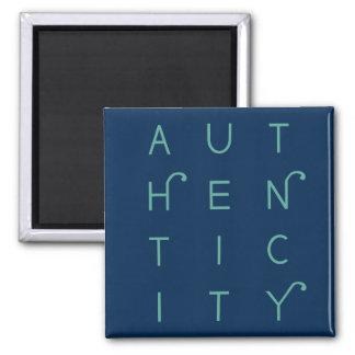 Authenticity Magnet