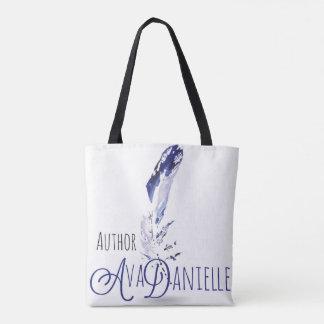 Author Ava Danielle Tote Bag
