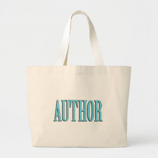 Author Canvas Bags