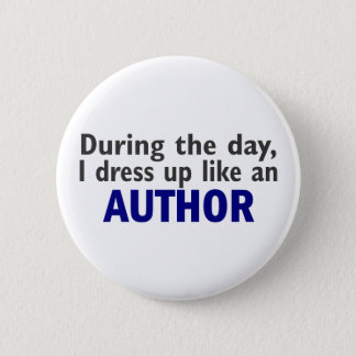 AUTHOR During The Day 6 Cm Round Badge