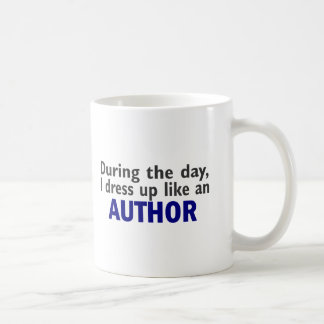 AUTHOR During The Day Coffee Mug