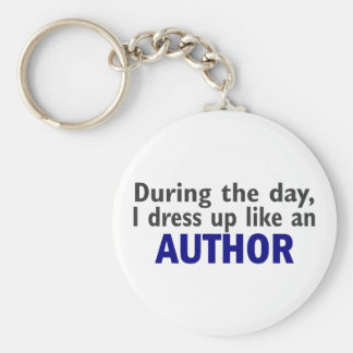 AUTHOR During The Day Key Ring