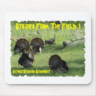 Author Richard Schamber, Storie from the field 1 Mouse Mat