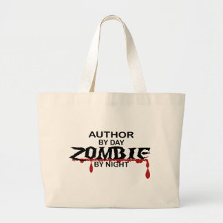 Author Zombie Tote Bag