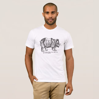 Authoritarian Rhino T-Shirt