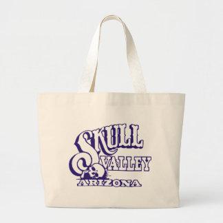 Authorized Skull Valley Arizona Merchandise Canvas Bag