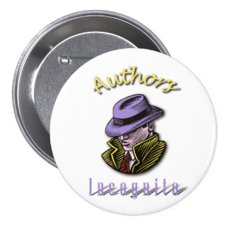Authors Incognito Round Button