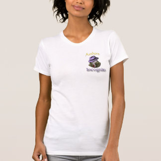 Authors Incognito T shirt-Women's-Med. T-Shirt