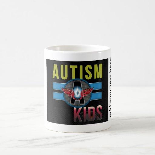 Autism A Kids White 325 ml Classic White Mug*