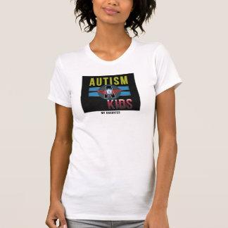 'Autism A Kids' Women's Racerback T-Shirt* T-Shirt