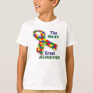 Autism Achiever Tagless ComfortSoft® T-Shirt