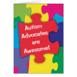 Autism Advocates are Awesome