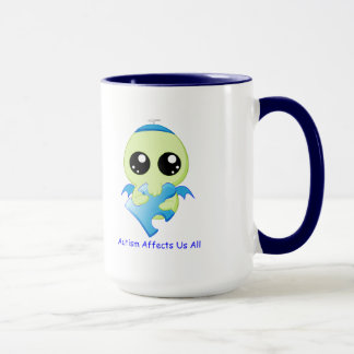 Autism Affects - Baby Cthulhu Mug