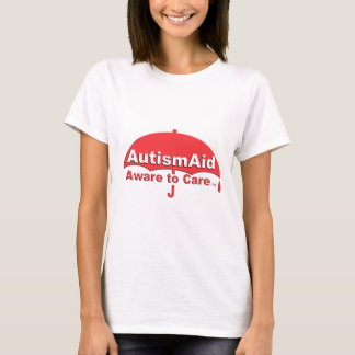 Autism Aid aware To care T-Shirt