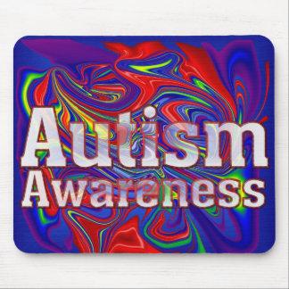 Autism Awarenes Mouse Mat