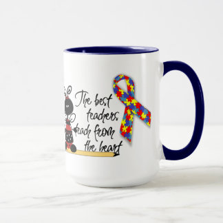 Autism Awareness 2 Mug