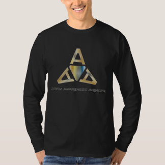 Autism Awareness Avenger Logo_AAA T-Shirt