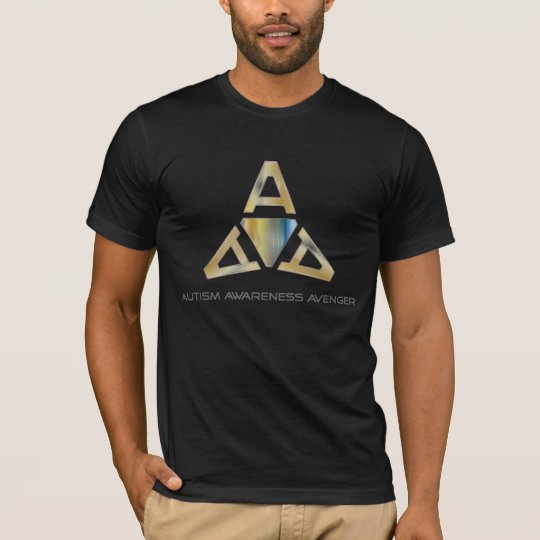 Autism Awareness Avenger Logo_Show Love T-Shirt