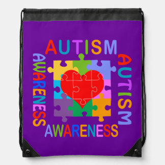 Autism Awareness Backpacks