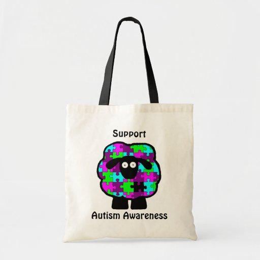Autism Awareness Bag
