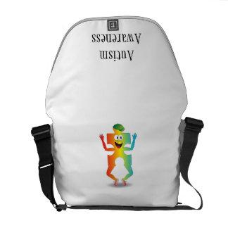 Autism Awareness Bag Courier Bag