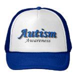 Autism Awareness (Blue/Blk) Cap