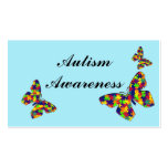 Autism Awareness Cards