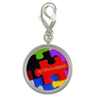 Autism Awareness Charm
