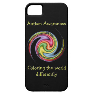 Autism Awareness Coloring World iPhone 5 Case