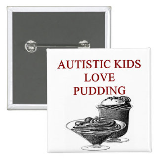 autism awareness design what autistic kids love button