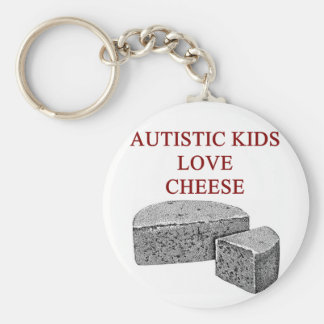 autism awareness design what autistic kids love key chains
